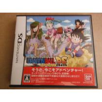 Nintendo Ds Dragon Ball Origins Videogame Japones Anime