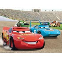 Rompecabezas Infantiles De Disney: Cars 2, 125 Pzas Xxl