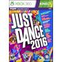 Just Dance 2016 X360 Nuevo