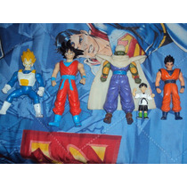 Lote De 4 Figuras Dragon Ball Z.