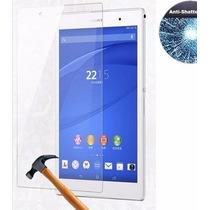 Mica Vidrio Templado Tablet Sony Xperia Z 3 Compact 8