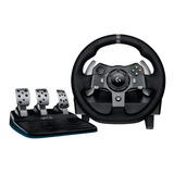 Volante Logitech G920 Xbox One Driving Force Pc 941-000122