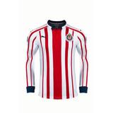 Puma Playera Chivas Para Hombre Blanca 703883 01