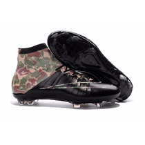 Nike Mercurial Superfly Fg 2016 Black And Camo