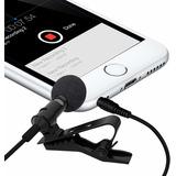 Micrófono De Solapa Profesional 3.5 Mm