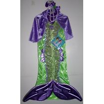 Disfraz De Sirena Mermaid Para Niñas