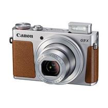 Camara Digital Powershot G9x Silver Canon