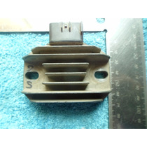 Regulador De Voltaje Para Cuatrimoto Suzuki Quadsport Y Kawa
