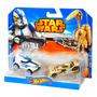 Hot Wheels Star Wars Character Car 2-pack Clone Battle Droid