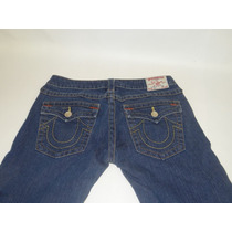 True Religion Rn112790 Ca30427 Joey Dark Blue Wash Talla 30