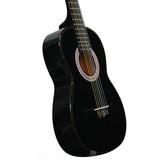 Guitarra Infantil 6 A 12 Años Accesorios De Regalo
