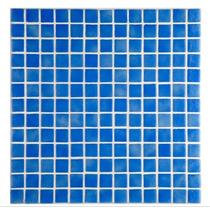 Mosaico Veneciano Azul Niebla Claro 2.5x2.5 Marc Eurodiamond