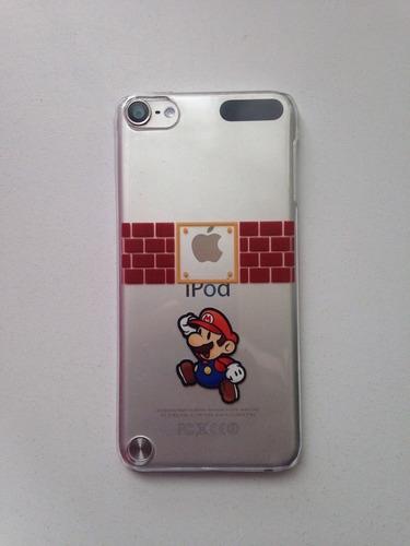 d788bbdf024 Funda Crystal Case iPod Touch 5 Homero Comiendo Con Envío $195 cR2h3 ...
