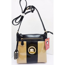 Messenger Y Bolso Betty Boop 2016 Original 100%