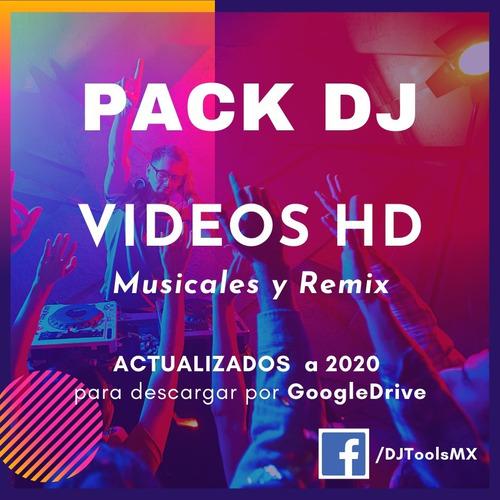 Coleccion Dj 2020 - Videos Musicales Y Remix (gdrive)