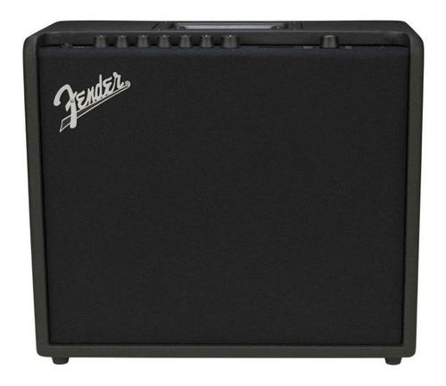 Amplificador Fender Mustang Series 100 100w Negro 110v
