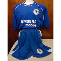 Uniforme Genérico Futbol Chelsea Inglaterra Unitalla