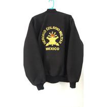 Chamarra Heroico Colegio Militar Mexico
