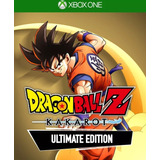 Dragón Ball Kakarot Deluxe Edition Xbox One
