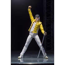 S.h Figuarts Freddie Mercury Queen Dam Coleccion / Preventa