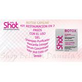 Botox Capilar Restaurador Kolor Shot