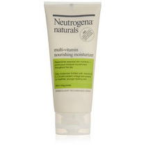 Neutrogena Naturals Multi-vitamin Nutriente Hidratante 3 Onz