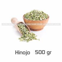 Hinojo 500 Gr Semilla Especias 2clicmx