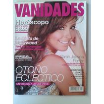 Revista Vanidades Otoño Eclectico Sarah Jessica Parker Fn4