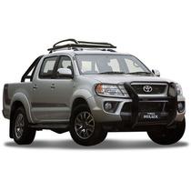 Tumbaburros Toyota Hilux D/cabina 2010-2015 Marca Faso