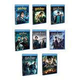 Harry Potter Años 1 - 8 Paquete Peliculas Bluray
