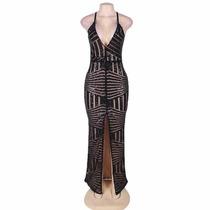 d38305dd3 Vestido De Noche Negro Elegante en venta en Bosques De San Sebastián ...