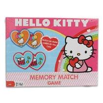 Hello Kitty Memory Match Juego
