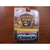 Greenlight County Roads Serie 9 1967 Chevrolet Impala Ss 427