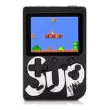 Game Box Sup 400 Juegos Mini Consola Recargable Cable Av