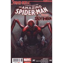 Comic Spiderverse Team-up # 2 Editorial Televisa
