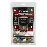 Cargador De Batería Para Moto Automático Marca Yuasa