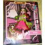 Draculaura Cuentos Blanca Nieves Monster High Conde Dracula