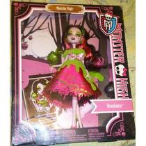 Draculaura Cuentos Blanca Nieves Monster High Conde Dracula