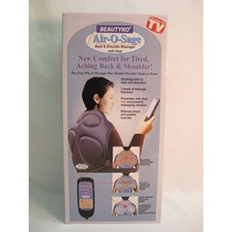 Beautyko Air-o-sage Atrás Y Massager Del Hombro Bk0415