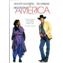 Dvd Hecho En America ( Made In America ) 1993 - Richard Benj