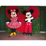 Renta De Botargas Mickey, Minnie, Paw Patrol, Toy Story Olaf