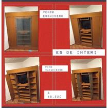 Mueble Esquinero De Madera Diseño Muy Moderno