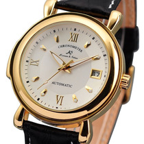 Reloj Ks Original Mecanico Automatico Lujo Japones Mejor!!
