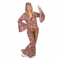 Disfraz Hippie Disco 70