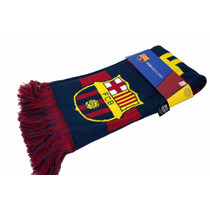 Bufanda Fc Barcelona Authentic Official Licensed Soccer