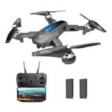 Drone Con Cámara 4k Holy Stone Hs240 Plegable Fpv 2 Baterías