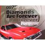 Mustang Mach One Hot Wheels Serie James Bond 2/5