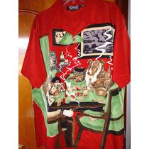 Padrisima Y Vistosa Camisa Marca Clothing Company