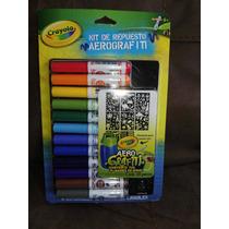 Crayola Aerógrafo Kit De Repuesto