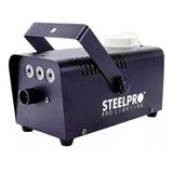 Camara De Humo Iluminacion Led Rgb 500w Inambrico Steelpro